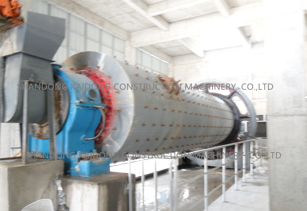 Sand ball mill machine system